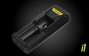 Nitecore i1 Intellicharger Single-Channel Smart Charger