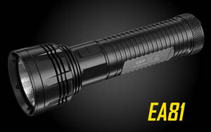 Nitecore EA81 2150 Lumen Cree XHP50 LED Flashlight  - Uses 8xAA