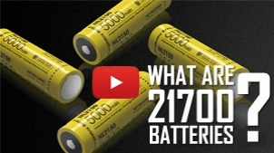 What are 21700 Batteries?